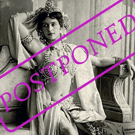 Debutanten Mata Hari - Uitgesteld