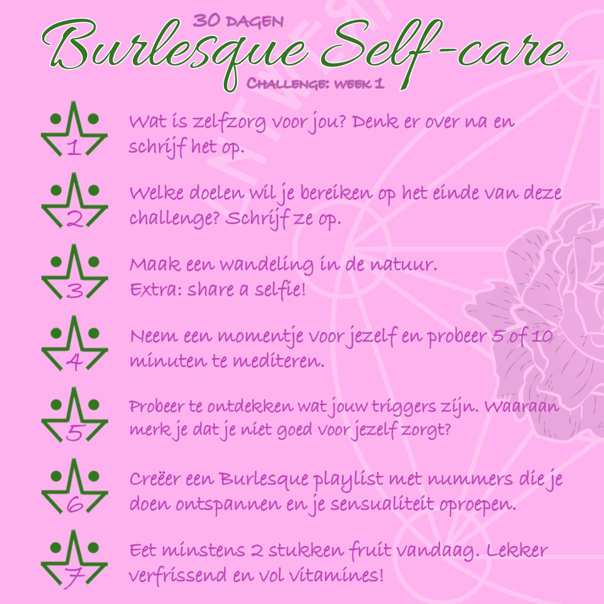 BurlyCare week 1